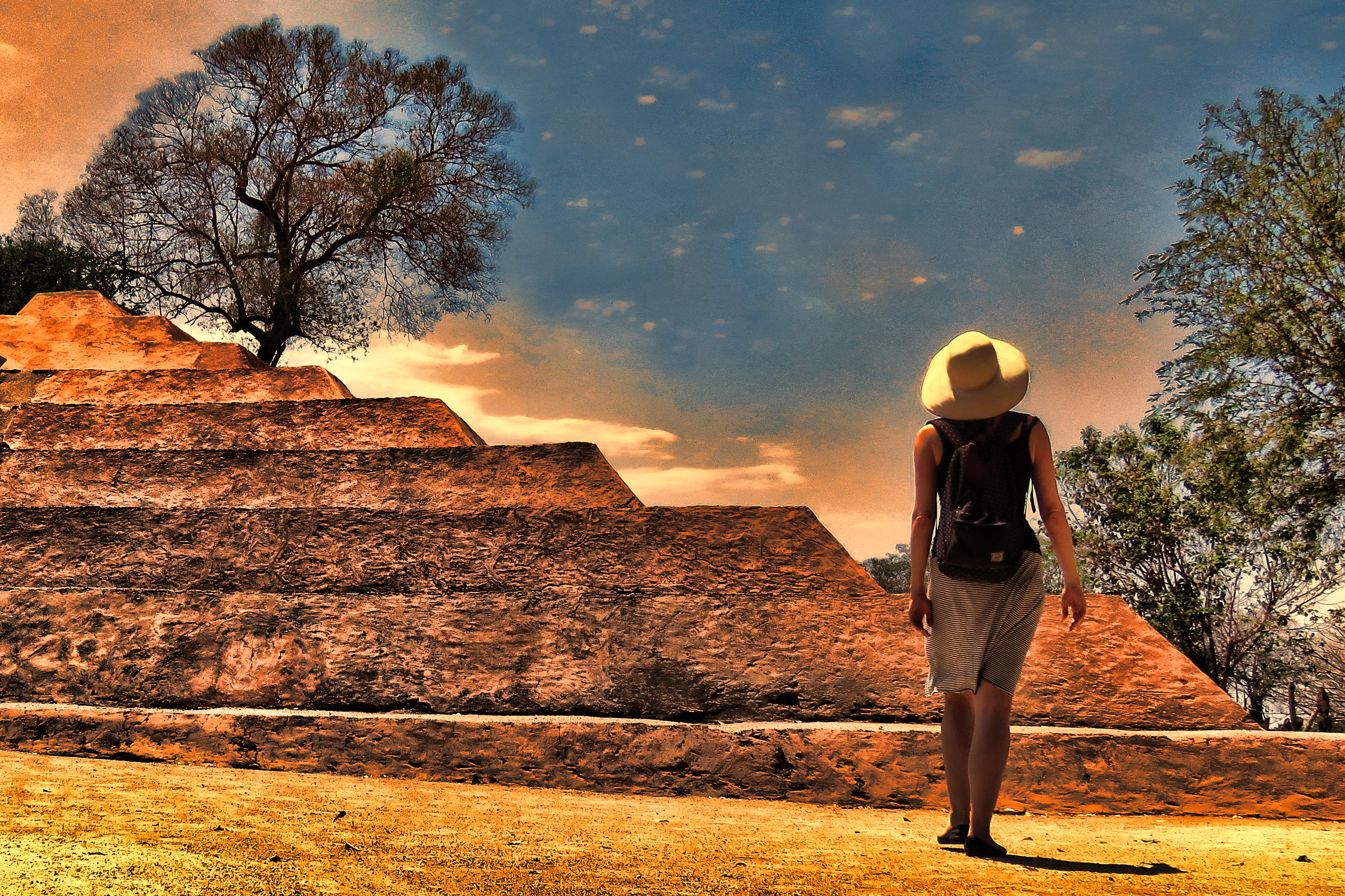 Xihuacan Pyramid 5